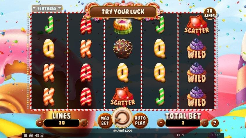 Обзор игры Sweet Win
